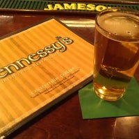 Photo taken at Hennessy's Irish Pub & Restaurant by Jeremy G. on 4/9/2013
