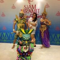 Photo taken at Siam Niramit Phuket by Jupjeep N. on 7/5/2013
