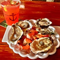 Photo taken at Monty's Fish and Stone Crab Restaurants by Steven D. on 4/5/2013