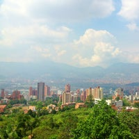 Photo taken at El Tesoro Parque Comercial by Liliana M. on 12/21/2012