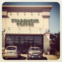 Photo taken at Starbucks by Victoria H. on 10/14/2012