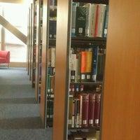 Photo taken at Biblioteca Juan Bosch FUNGLODE by Hamilton F. on 2/17/2014
