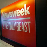 Photo taken at The Daily Beast by Julie S. on 5/16/2012
