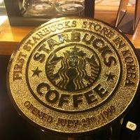 Photo taken at Starbucks by N K L. on 10/15/2011