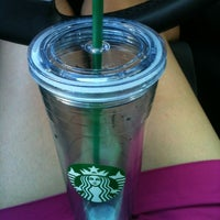 Photo taken at Starbucks by gabby b. on 7/21/2012