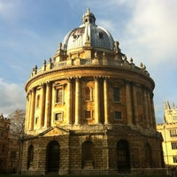 Photo taken at Radcliffe Camera by Paul L. on 1/6/2012
