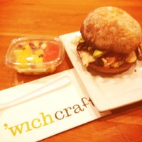 Photo taken at 'wichcraft by Angelo T. on 1/31/2012