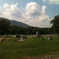 Photo taken at Evergreen Cemetery by Buzzy on 9/12/2011
