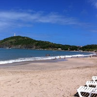 Photo taken at Playa Zaragoza by Pedro V M. on 1/6/2012