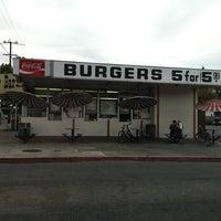 Photo taken at Burger Bar by Sandra C. on 9/25/2011