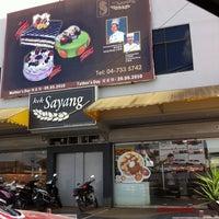 Photo taken at Kek Sayang by Jon L. on 2/1/2011