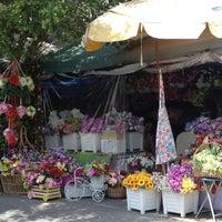 Photo taken at Sammakorn Weekend Market by Cookie C. on 5/12/2012