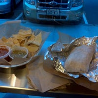 Photo taken at Qdoba Mexican Grill by Greg L. on 4/17/2012
