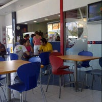 Photo taken at Domino's Pizza by Omar P. on 3/9/2012