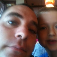 Photo taken at Denny's by Manuel P. on 9/5/2011