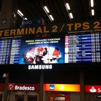 Photo taken at Terminal 2 (TPS2) by Bruno R. on 5/16/2011