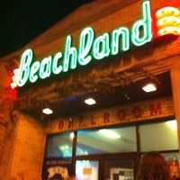 Photo taken at The Beachland Ballroom & Tavern by Melissa C. on 11/17/2011