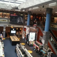 Photo taken at Fnac by Antti S. on 1/16/2012