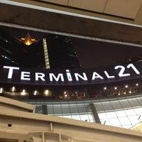 Photo taken at Terminal 21 by Lisa C. on 2/27/2012