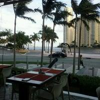 Photo taken at Chophouse Miami by Sebastian R. on 10/25/2011