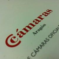 Foto tirada no(a) Cámara de Comercio e Industria por Oscar U. em 5/4/2012
