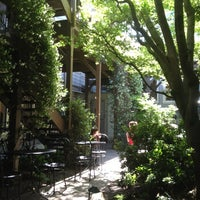 Photo taken at Arlequin Cafe & Food To Go by Hallifax J. on 7/10/2012