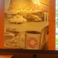 Photo taken at Dunkin' Donuts by Rachel M. on 10/23/2011