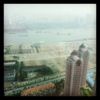 Photo taken at Novotel Atlantis Shanghai by Emil C. on 7/15/2012