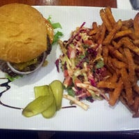 Photo taken at Ziggy's Burgers by Malicia W. on 12/6/2011