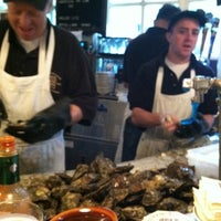 Photo taken at Union Oyster House by Lisa Ann M. on 6/11/2011