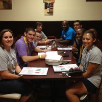 Photo taken at Sal's Pizza by Daniel D. on 8/25/2012