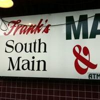 Photo taken at Frank's South Main Market & Deli by Austen O. on 3/16/2012