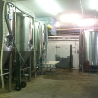 Photo taken at Ghost River Brewery by Harvey S. on 4/28/2012