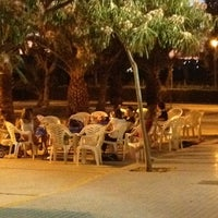 Photo taken at Cafetería zona Polideportiva by Manuel B. on 6/23/2012