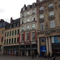 Photo taken at Le Furet du Nord by Timothée T. on 6/12/2012