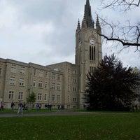 Photo taken at Western University by Dina T. on 10/14/2011