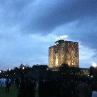Photo taken at UNAM Las Islas by Carlos G. on 8/19/2012