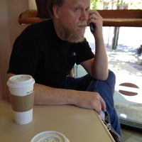 Photo taken at Willoughby's Coffee and Tea by Eric W. on 5/12/2012