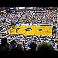 Photo taken at CenturyLink Center by Wesley F. on 3/19/2012