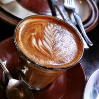 Photo taken at Lonsdale St. Roasters by James P. on 8/22/2012