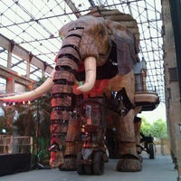 Photo taken at The Machines of the Isle of Nantes by Fabien on 6/28/2011