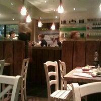 Photo taken at Gourmet Burger Kitchen by János F. on 10/27/2011