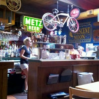 Photo taken at Crescent Moon Ale House by Joel E. on 9/2/2011