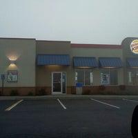 Photo taken at Burger King by Daniel G. on 11/5/2011