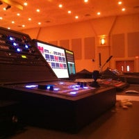 Photo taken at First United Methodist Church by Justin C. on 5/13/2012