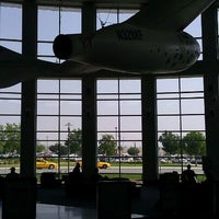 Photo taken at Bakersfield Meadows Field Airport (BFL) by David L. on 10/19/2011