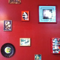 Photo taken at Katy's Corner Cafe by Liz C. on 9/2/2011