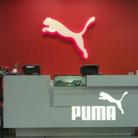 Photo taken at The PUMA Outlet by Mateo R. on 12/5/2011