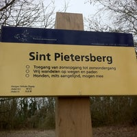 Photo taken at Sint Pietersberg by Leon t. on 3/20/2011