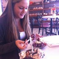 Photo taken at Graeter's Ice Cream by Jennifer M. on 11/5/2011